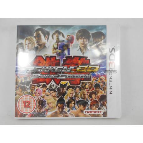 Tekken 3D Prime Edition U.K.