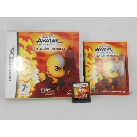 Avatar The Legend of Aang - Into the Inferno