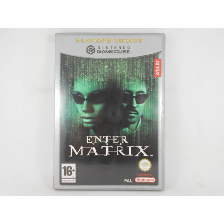 Enter the Matrix - Player Choice