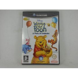 Winnie the Pooh la Fiesta de Cumpleaños