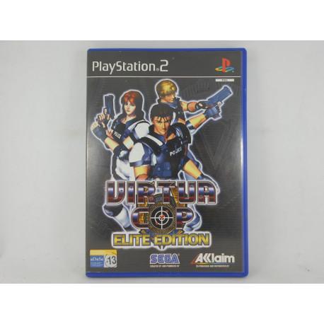 Virtua Cop 1 & 2 Elite Edition