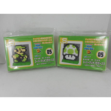 Super Mario Bros 3 .S Dots - Set de 2