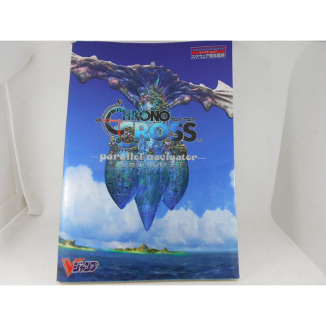 Guia Chrono Cross - Parallel Navigator - Japonesa