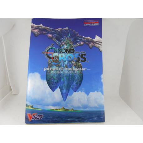 Guia Chrono Cross - Parallel Navigator - Japonesa