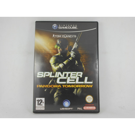 Splinter Cell Pandora Tomorrow - U.K.