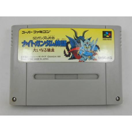 SD Gundam Gaiden: Knight Gundam Monogata