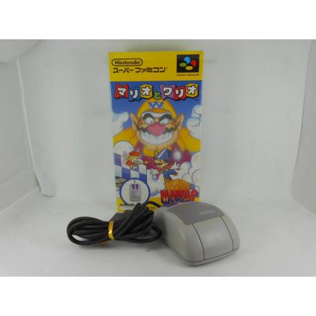 Mario & Wario + Raton