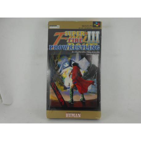 Super Fire Pro Wrestling III