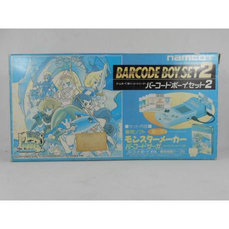 Barcode Boy Set 2