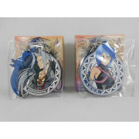 Kingdom Hearts - Trading Rubber Strap (2 modelos) Unidad