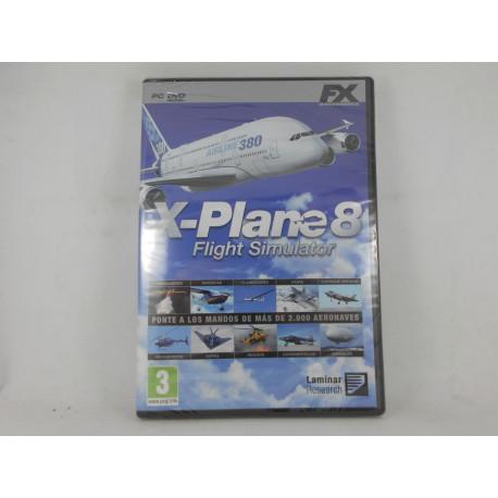 X-Plane 8 Flight Simulator