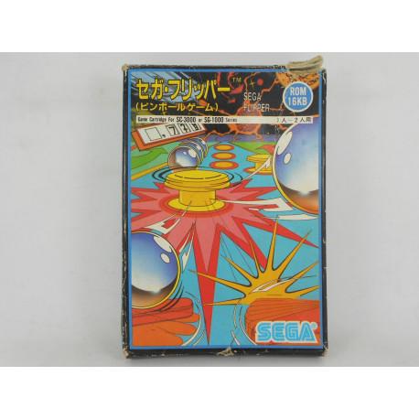 Sega Flipper - SG 1000