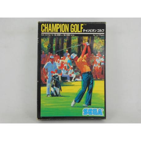 Champion Golf - SG 1000