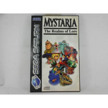 Mystaria: Realms of Lore