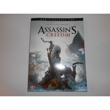 Guia Oficial Assassin's Creed III
