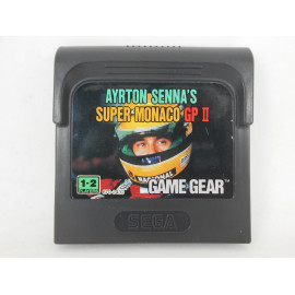 Ayrton Senna's Super Monaco Grand Prix 2