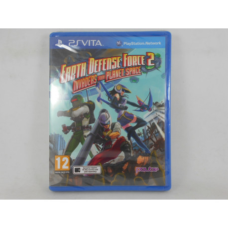 Earth Defense Force 2 - Invaders from Planet Space U.K.