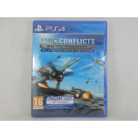 Air Conflicts - Pacific Carriers U.K.