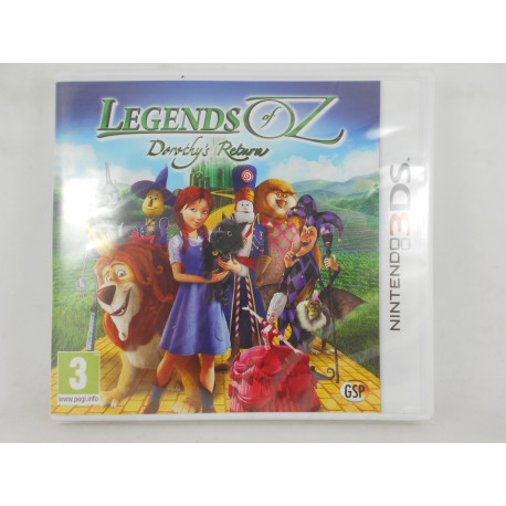 Legends of Oz - Dorothy's Return U.K.