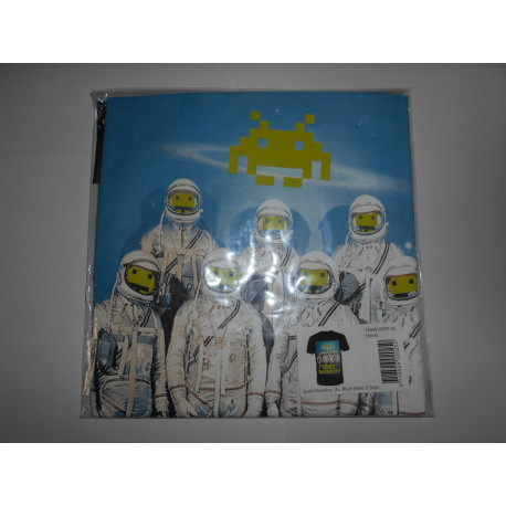 Camiseta Space Invaders Talla XL