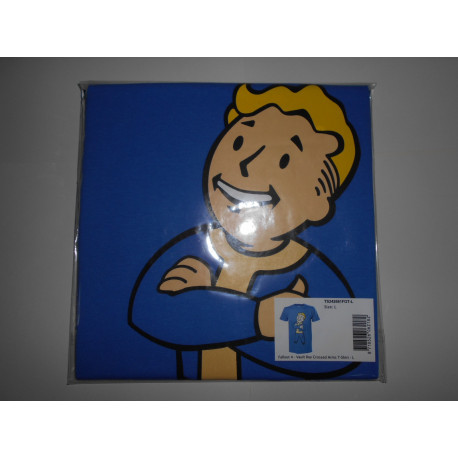 Camiseta Fallout 4 - Vault boy Talla L