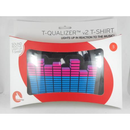 Camiseta T-Qualizer Talla S