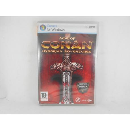 Age of Conan: Hyborian Adv. + 30 - U.K.