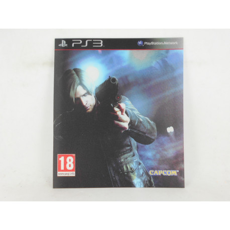 Holograma Resident Evil 6 PS3