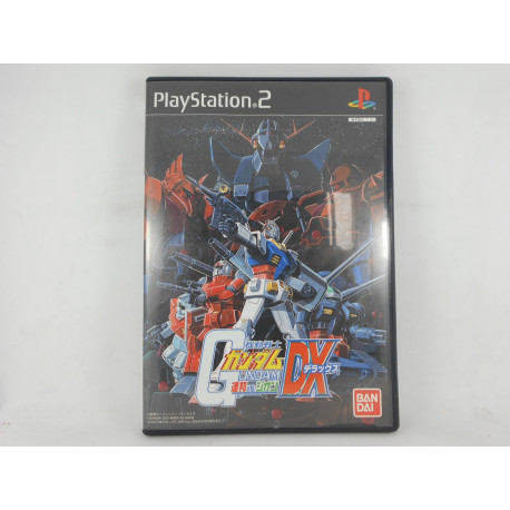 Mobile Suit Gundam Renpou vs. Zeon DX