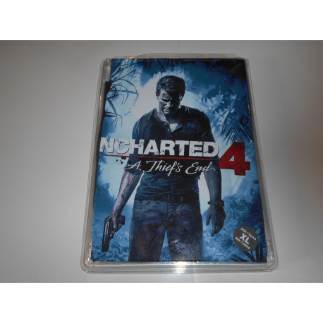 Camiseta Uncharted 4 Talla XL