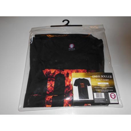Camiseta Dark Souls III Talla L