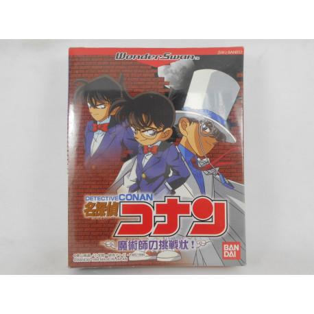 Detective Conan: Majutsushi no Chousenjo