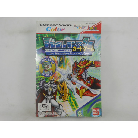 Digimon Card Battle Game Ver. WS Color
