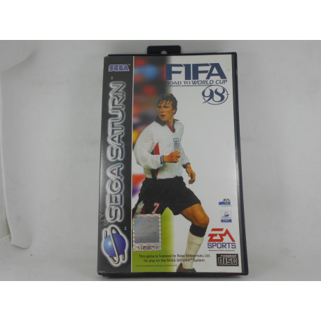 FIFA 98 - Road to World Cup U.K.