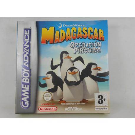 Madagascar: Operacion Pinguino