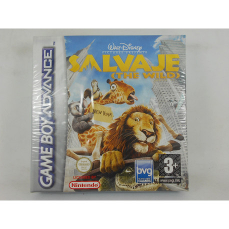 Salvaje (The Wild)