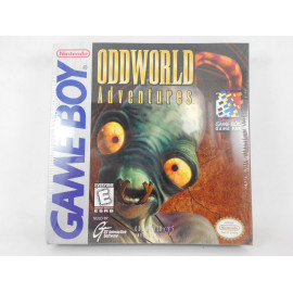 Oddworld Adventure