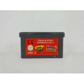 Crash + Spyro Pack Vol.2