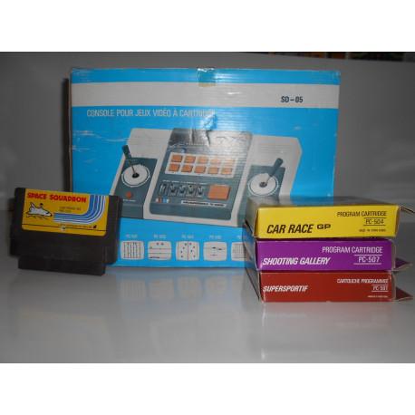 Programable TV-Game Console SD-05 + Juegos