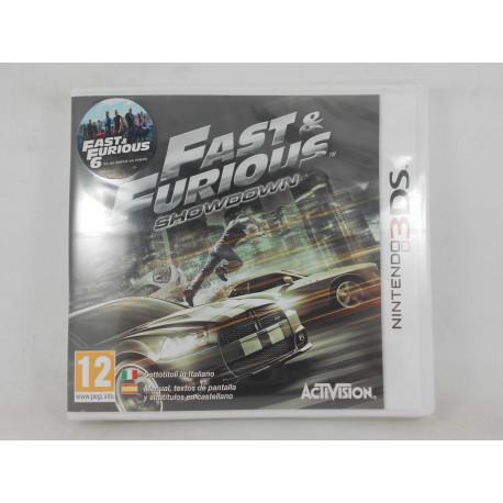 Fast & Furious - Shodown
