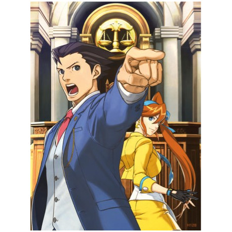 Ace Attorney / H128