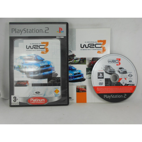 World Rally Championship 3 - Platinum