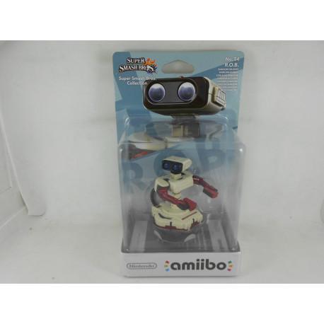 Amiibo R.O.B. Colores Famicom
