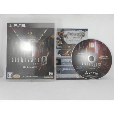 Biohazard Zero - HD Remaster