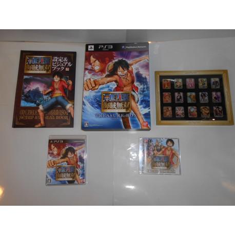 One Piece Kaizoku Musou Treasure Box