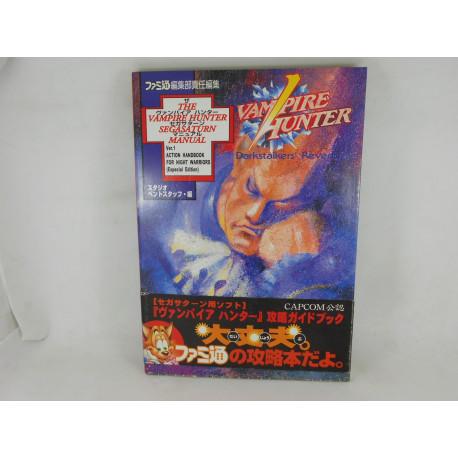 Guia Vampire Hunter - Japonesa