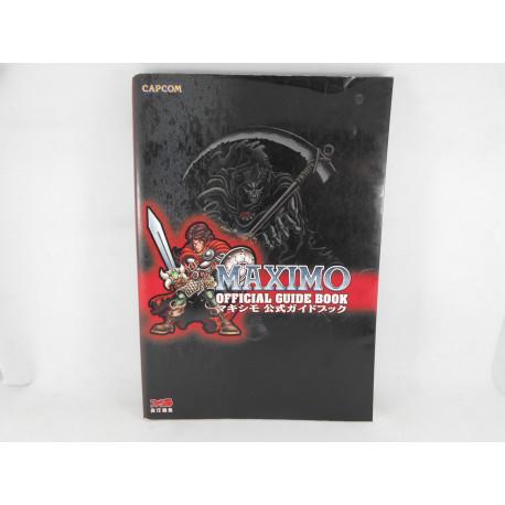 Guia Maximo - Official Guide Book - Japonesa