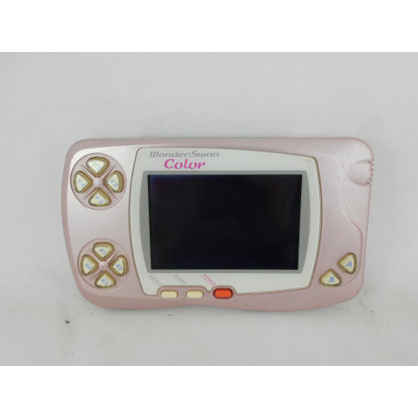 WonderSwan Color Pearl Pink