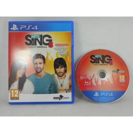 Let's Sing 8 - Versión Española