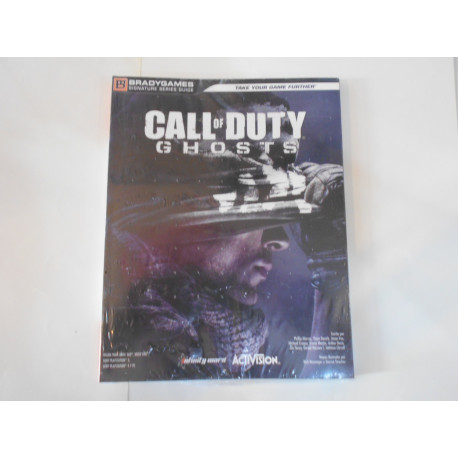 Guía Oficial Call of Duty Ghosts